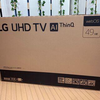【愛品館八千代店】未開封品 LG2020年発売4K対応液晶テレビ...