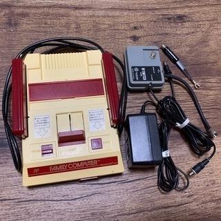 Nintendo HVC-001 初代ファミコン