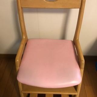 【値下げ】子供学習椅子 取りに来る方