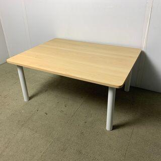 (211022) ニトリ ローテーブル 机 座卓 W800×D6...