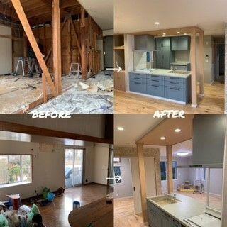 壁紙・床などのクロス張り替え/他、解体から改修仕上げまで