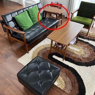 【ネット決済】【中古】カリモク60 サイドテーブル