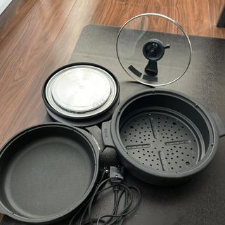 タイガーグリル鍋