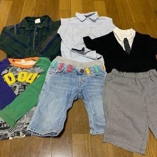 子供服男の子サイズ110冬服