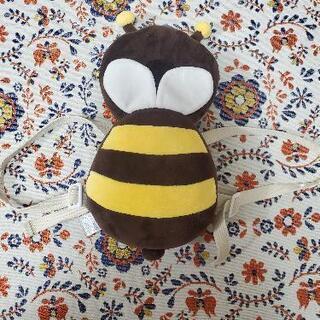 ごっつん防止 リュック 赤ちゃん 安全 クッション ハチ