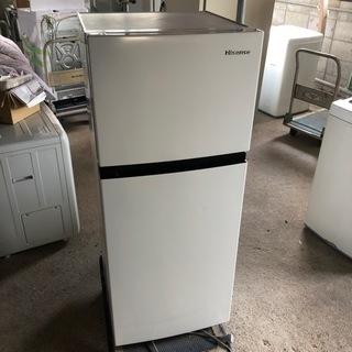 2021今年購入 冷蔵庫 120L 超美品 ハイセンス