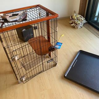【ネット決済】猫用ゲージ