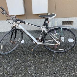フェルト 自転車 ジャンク 鍵付き
