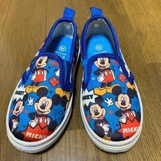 子供靴 ディズニー 16センチ