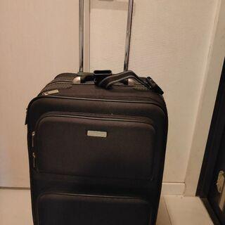 布製 大型スーツケース