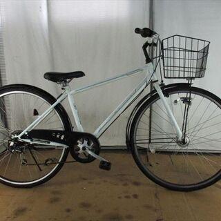 B524★9500円スタート★ 整備済み 中古自転車 クロス L...