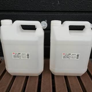 【102204】フリー容器 NP-4000 PE角型ボトル…