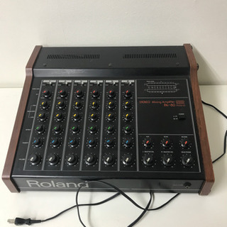 ROLAND PA-80 Stereo Mixing Am…