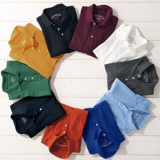 SAN ROCCO ポロシャツ(半袖)