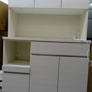 【恵庭】キッチンボード 幅155cm×高さ180cm×奥行…
