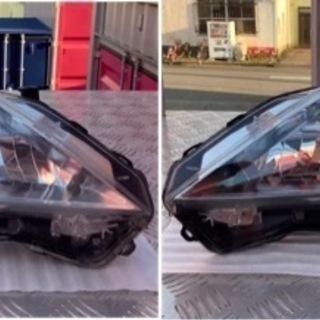 トヨタ プリウスα LEDヘッドライト左右セット
