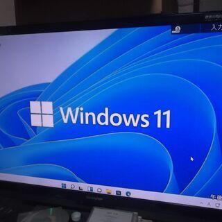 自作Windows11  パソコン Intel i5 4570 ...