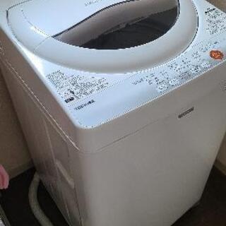 【取引先決定】TOSHIBA製洗濯機(2015年式?)