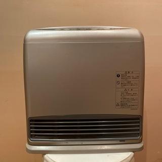 ガスファンヒーター 都市ガス 〜9畳 ガスコード3m付