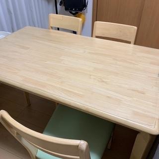 ダイニングテーブル 4人掛け