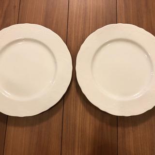 白皿 ディナープレート