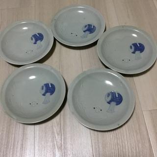 オマケ 古い和皿 5枚