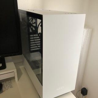 NZXT h510 ディスクトップパソコン PCケース ケ…