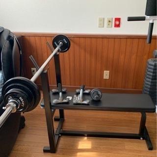 【ネット決済】トレーニング器具 ベンチプレス 鉄アレイ 鉄アレー