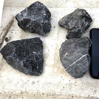 【アクアリウム用品】天然石■セット価格有■