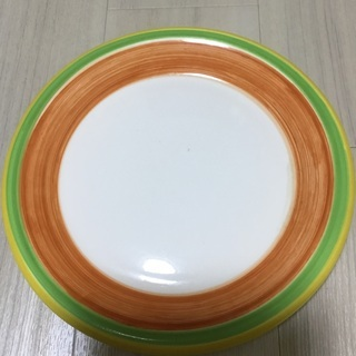 オマケ プレート 皿 直径27.5cm 中古品