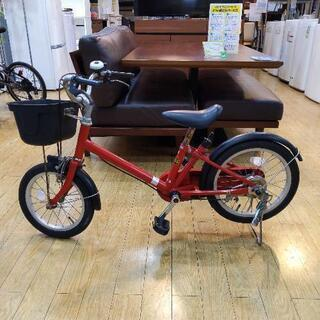 ⭐️人気⭐️14/16インチ 子供自転車 レッドカラー 赤…