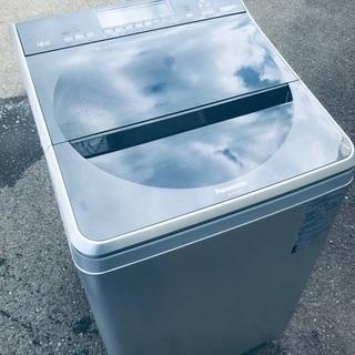 ♦️EJ1778番Panasonic全自動洗濯機 【2018年製】
