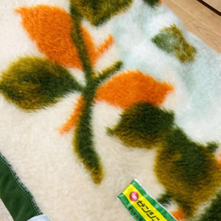【毛布】これからの季節に♪