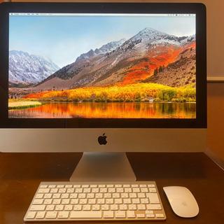 【美品】箱・キーボード・マウス付き iMac 21.5-inch