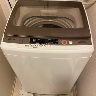 AQUA  アクア 洗濯機 AQW-GV700E