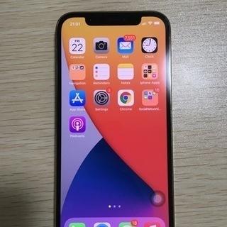 【本体】iPhone12pro 256GB SIMフリー ゴールド