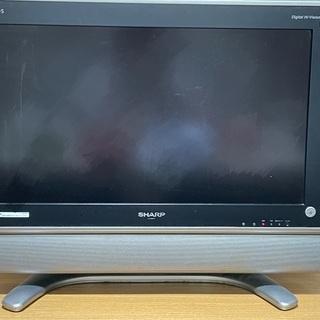 SHARP 液晶カラーテレビ LC-26GH1 25インチ