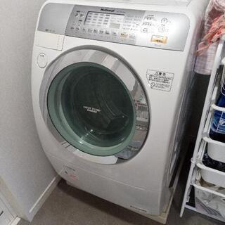ドラム式洗濯機 National 2007年製