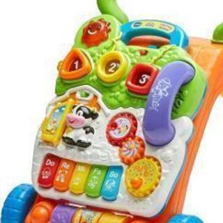 おもちゃ 子供 幼児 育児 カート 歩行器 知育玩具 vt…