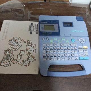 カシオ ネームランドKL-880