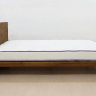 【引き取り限定】展示品 マットレス ※ベッドはつきません。