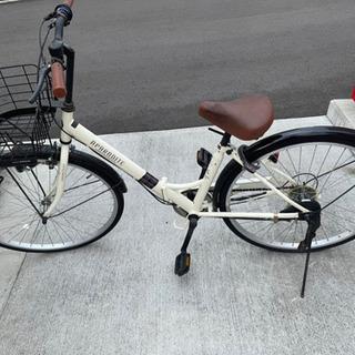 (決まりました)【0円】自転車