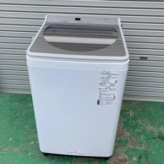 美品 2020年製 10kg Panasonic 洗濯機 …