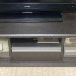 テレビ台 テレビボード ブラウン色