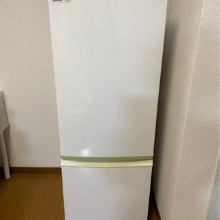 【現金のみ】シャープ冷蔵庫167L 24,25日限定
