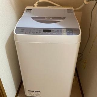 【現金のみ】シャープ洗濯機