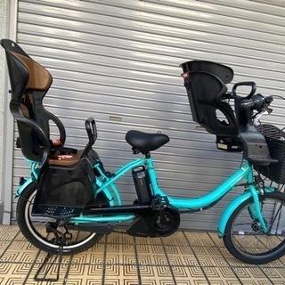 人気な車種 ヤマハパスバビー子供乗せ電動アシスト自転車 良好 大...