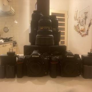 【ネット決済】Nikon d780 2台、レンズ3本