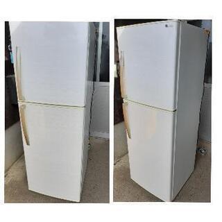 エディオンモデル冷蔵庫 ちょっと大きめの 228L 2015年製