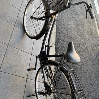 【取引相手確定済】自転車差し上げます